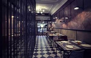 Bar Style Industriel : meilleurs projets dans restaurant bar design awards 2015 ~ Teatrodelosmanantiales.com Idées de Décoration