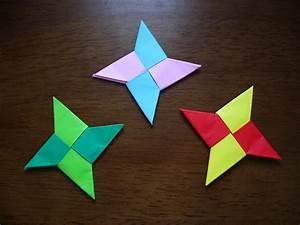 Katakoto, Origami, How, To, Make, Origami, Syuriken