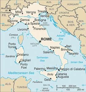 harta italiei verona