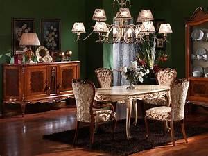 Sedia capotavola classica, per sale da pranzo di lusso IDFdesign