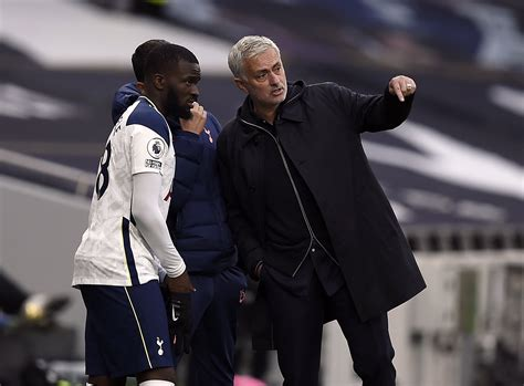 Jose Mourinho could make wholesale changes for Tottenham's ...
