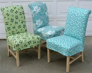 Diy office chair slipcover patterns parsons chair covers for Furniture covers patterns