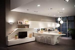 Emejing Cucina E Salotto Open Space Images - Ideas & Design 2017 ...