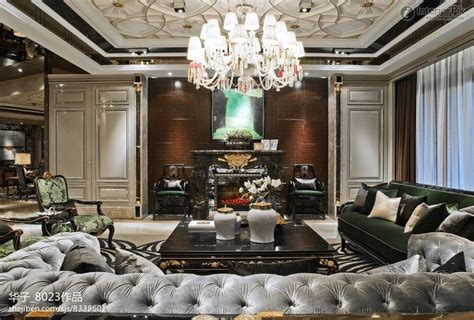 drawings classical ceilings  neo classical living room