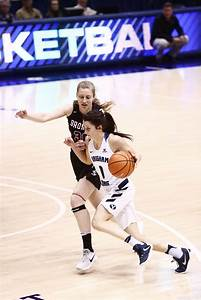 BYU Women's Hoops: Chase, Devashrayee lead Cougars to win ...