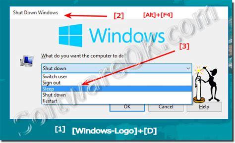 c windows resume standby