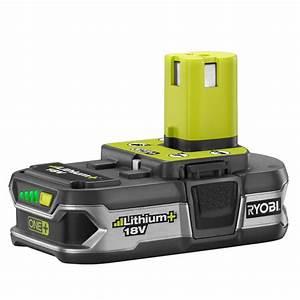 Batterie 1 5 Volt : ryobi 18 volt one lithium ion 1 5 ah lithium compact ~ Jslefanu.com Haus und Dekorationen