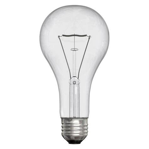 best light bulb for light ge 150 watt incandescent a21 clear light bulb 150a cl tp12