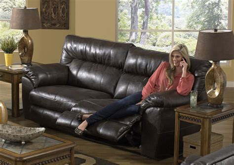 Catnapper Reclining Sofa Nolan by Catnapper Nolan Wide Reclining Sofa Godiva