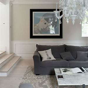 Wohnzimmer Gestalten Grau : gem tliches wohnzimmer gestalten 30 coole ideen ~ Michelbontemps.com Haus und Dekorationen