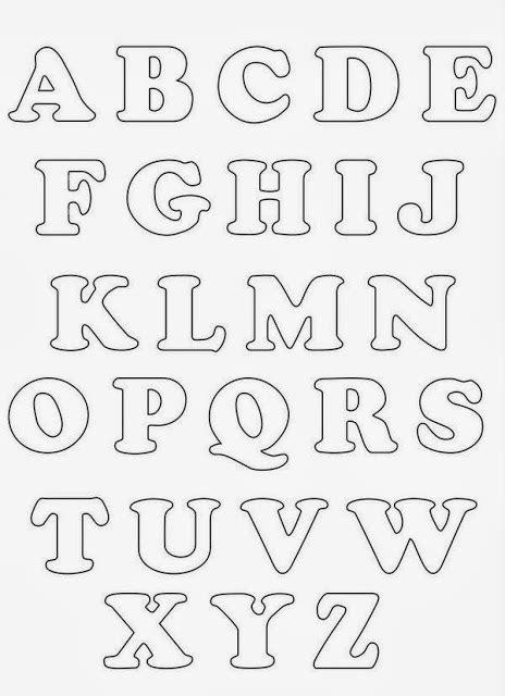 un poquito de todo abecedarios varios para fieltro o goma moldes
