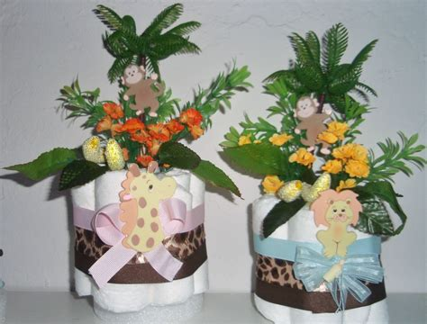 safari themed baby shower  limited budget