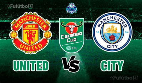 Manchester United vs Manchester City en VIVO Online y en ...