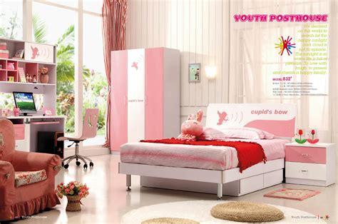 chambre de jeunesse meubles de chambre à coucher de la jeunesse réglés 832