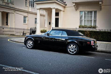 roll royce phantom 2016 rolls royce phantom drophead coupé 28 october 2016