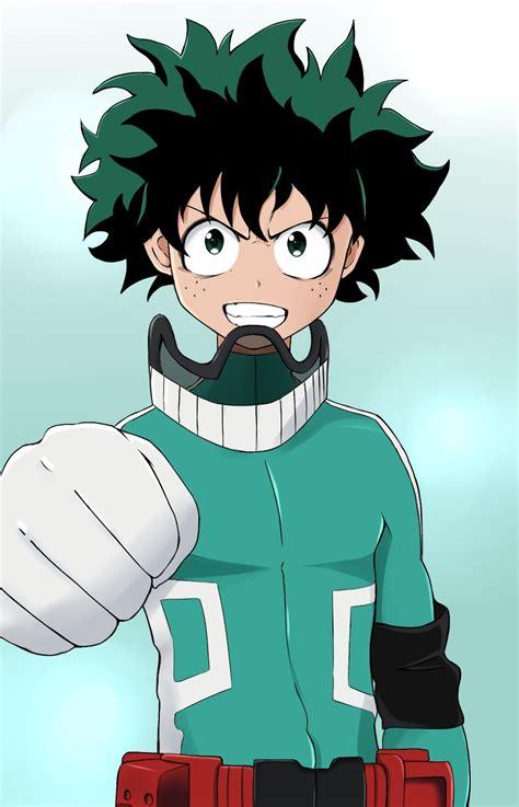 Midoriya Izuku - Boku no Hero Academia - Image #2003093 ...