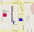 Maps to Courts - Kent County, Michigan