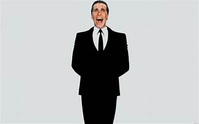 Psycho American Christian Bale Wallpapers Background Backgrounds
