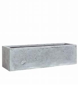 Beton Pflanzkübel Rechteckig : blumenkasten beton grau im greenbop online shop kaufen ~ Sanjose-hotels-ca.com Haus und Dekorationen