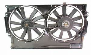 Electric Engine Radiator Cooling Fans Vw Jetta Golf Gti