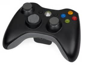 Microsoft OEM Xbox 360 Wireless Controller Black - ZZ665209