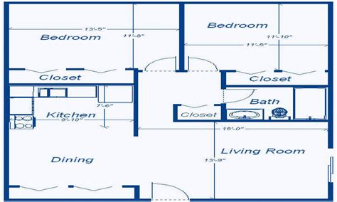 Home Design 900 Sq Feet : 900 Square Foot House Plans 800 Square Foot House, 1100 Sq
