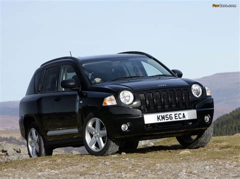 compass jeep 2006 jeep compass uk spec 2006 10 photos 1024x768