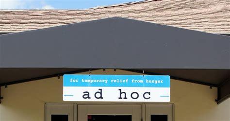 ad hoc cuisine insert food addendum at ad hoc yountville ca