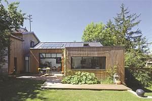 Extension Ossature Bois Prix Au M2 : extension maison prix m2 amazing prix maison architecte with extension maison prix m2 porte d ~ Melissatoandfro.com Idées de Décoration