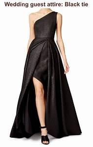 black tie wedding dresses black tie affair wedding ideas With black tie wedding dress