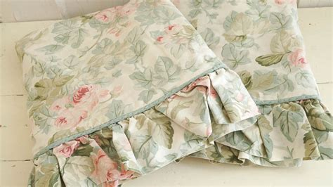 shabby chic tree skirt what s new in the shop white lace cottage