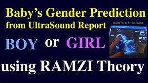 Ramzi theorie, baby gender prediction: ramzi theory