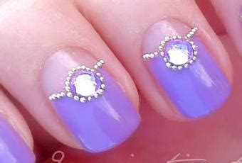 nail art metal delight paperblog