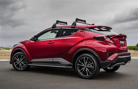 Toyota shīeichiāru) is a subcompact crossover suv produced by toyota. Toyota C-HR tuning possibilities presented for you | Drive ...