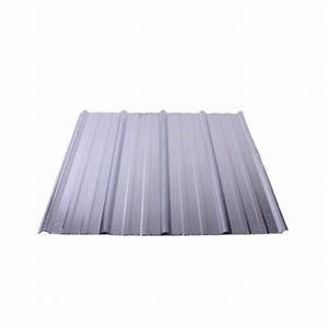 shop fabral 5 rib 314 ft x 12 ft ribbed steel roof panel With 5 rib metal roofing