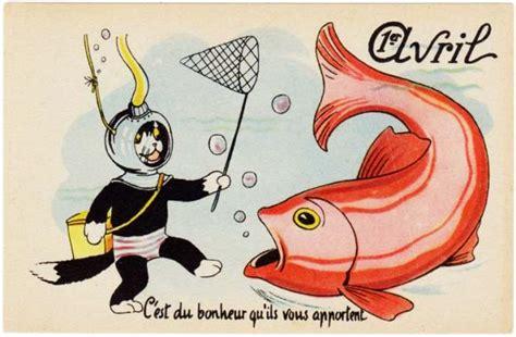 Résultat d'images pour poisson d'avril