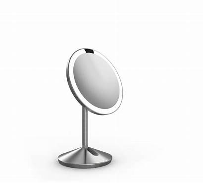 Mirror Mini Sensor Simplehuman Animation Vanity Makeup