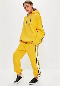 Gelbe kappa hose