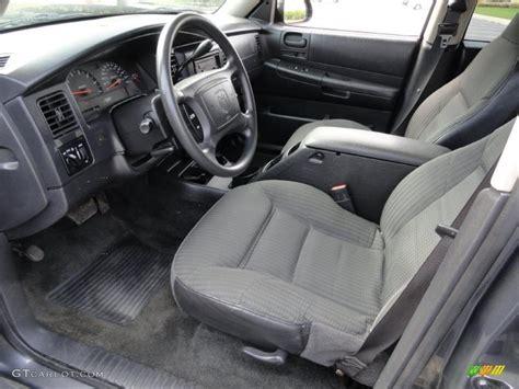 dodge durango sxt  interior photo