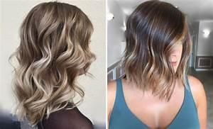 27 Pretty Lob Haircut Ideas You Should Copy In 2017 Page