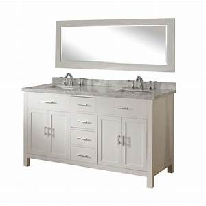 Bathroom: Home Depot Double Vanity For Stylish Bathroom ...