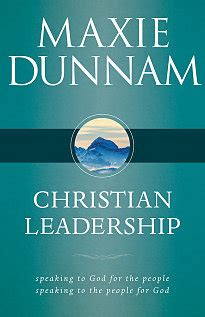 ministry matters christian leadership