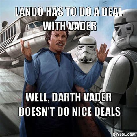 Lando Calrissian Meme - lando calrissian meme lando calrissian meme 28 images wars lando colt meme anyone