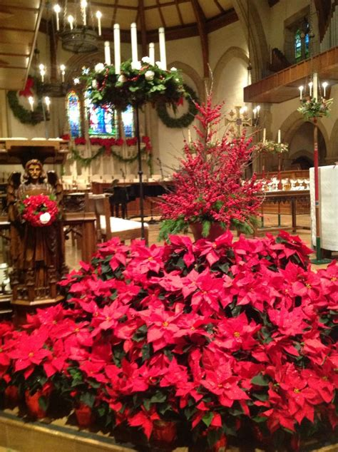 lectern side  advent wreath church flowers