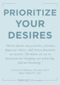 Christian Quotes About Priorities