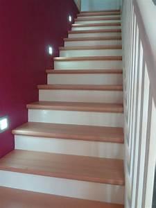Escalier Bois Blanc : peindre mes marches en blanc 12 messages ~ Melissatoandfro.com Idées de Décoration