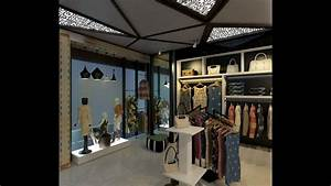 Showroom Made Com : ladies garments showroom design by ashiana interiors kolkata youtube ~ Preciouscoupons.com Idées de Décoration