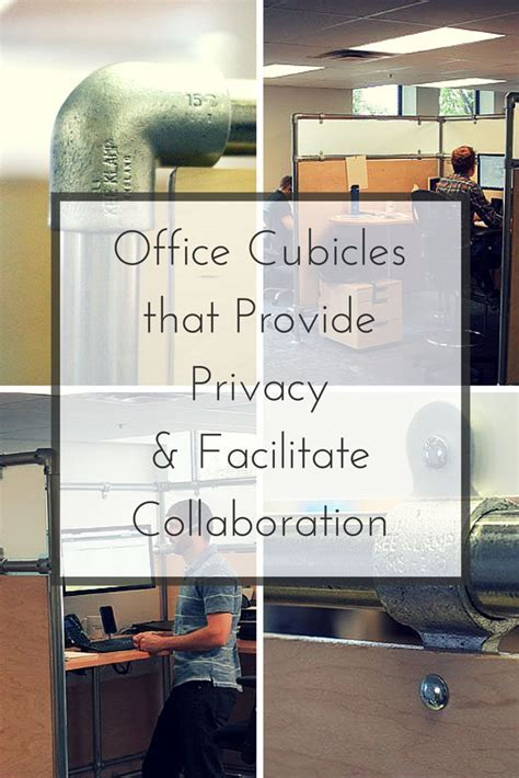 Office Cubicles that Provide Privacy and Facilitate