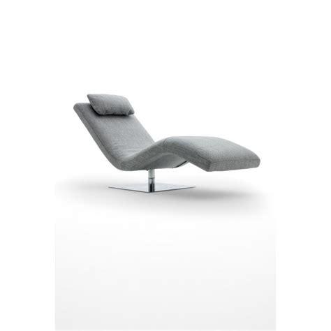 chaise longue cuir chaise longue de salon italienne cuir ou tissu san diego