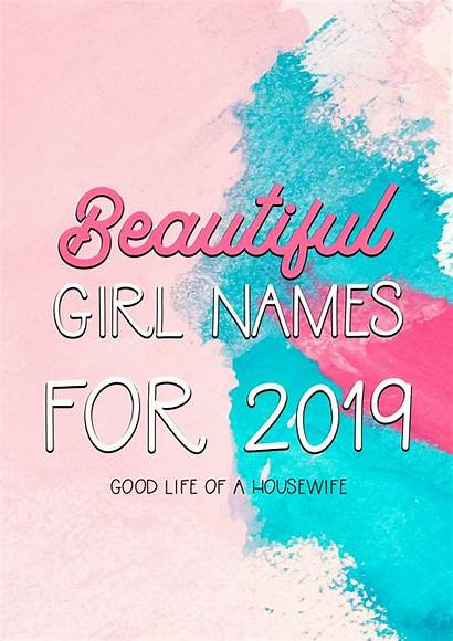 Names Unique Pretty Goodlifeofahousewife Housewife Start Girly